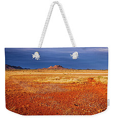Somewhere In The Outback, Central Australia Weekender Tote Bag