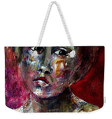 Somewhere Out There Weekender Tote Bag