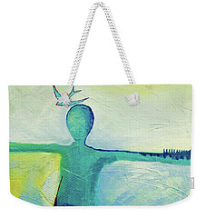 Song Bird Weekender Tote Bag