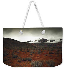 Weekender Tote Bag featuring the photograph Song by Mark Ross