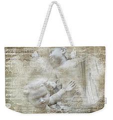 Song Of Bethesda Weekender Tote Bag by Evie Carrier