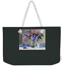 Song Of Spring Weekender Tote Bag