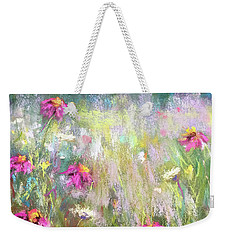 Song Of The Flowers Weekender Tote Bag