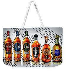 Song Of The Spirits Weekender Tote Bag