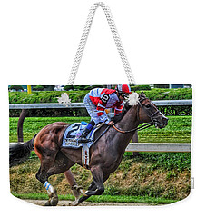 Songbird W Mike Smith Weekender Tote Bag