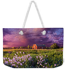 Songs Of Days Gone By Weekender Tote Bag by Phil Koch