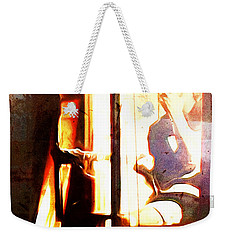 Songwriter At The Window Weekender Tote Bag