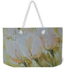 Sonnet To Tulips Weekender Tote Bag