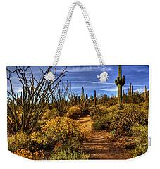 Sonoran Spring 01 Weekender Tote Bag
