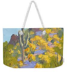 Sonoran Springtime Weekender Tote Bag