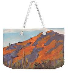 Sonoran Sunset - Art By Bill Tomsa Weekender Tote Bag