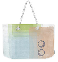Soothing Harmony 2- Art By Linda Woods Weekender Tote Bag