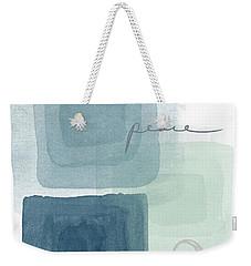 Soothing Peace- Art By Linda Woods Weekender Tote Bag