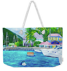 Sopers Hole Weekender Tote Bag