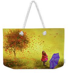 Sophia Weekender Tote Bag