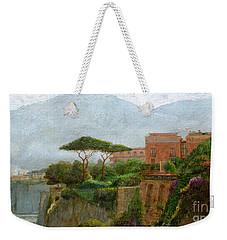 Sorrento Albergo Weekender Tote Bag