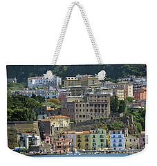 Capri's Marina Piccola Weekender Tote Bag