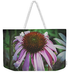 Weekender Tote Bag featuring the photograph Sorrow by Karen Stahlros