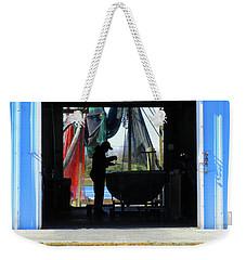 Sortin' Things Out Weekender Tote Bag