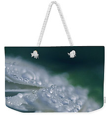 Weekender Tote Bag featuring the photograph Soul Blossoms  by Sharon Mau