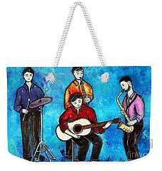 Soul Brothers Weekender Tote Bag