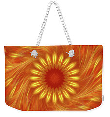 Soul Charger By Rgiada Weekender Tote Bag