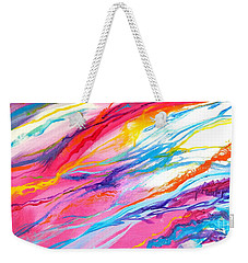 Soul Escaping Weekender Tote Bag