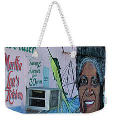 Martha Lou's Weekender Tote Bag