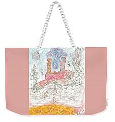Soul Mates Weekender Tote Bag