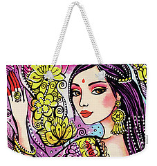 Soul Of India Weekender Tote Bag