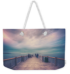 Weekender Tote Bag featuring the photograph Soul Power by Spencer McDonald