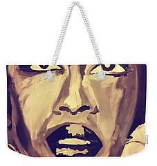 Soul Sister  Weekender Tote Bag by Miriam Moran