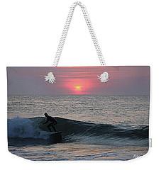 Soul Surfer Weekender Tote Bag by Robert Banach