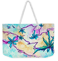 Soul Vacation Weekender Tote Bag