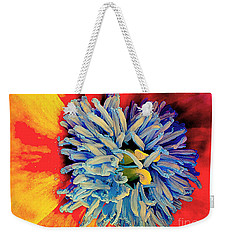 Soul Vibrations Weekender Tote Bag