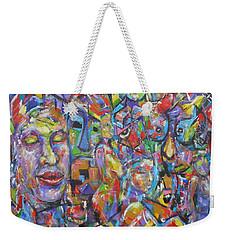 Soulful Elevation Weekender Tote Bag