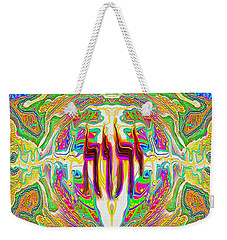 Souls At The Cross Weekender Tote Bag by Hidden Mountain