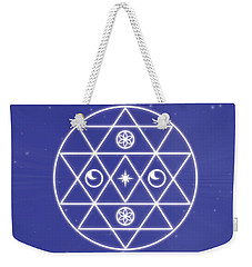 Souls Journey Home Weekender Tote Bag