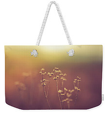 Weekender Tote Bag featuring the photograph Souls Of Glass by Shane Holsclaw