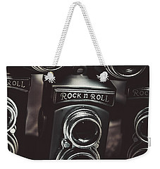 Sound Of Creative Photos Weekender Tote Bag