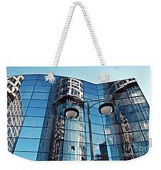 Sound Of Glass Weekender Tote Bag