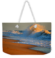 Sound Of The Surf Weekender Tote Bag