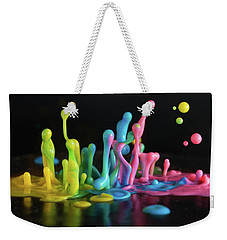 Sound Sculpture Weekender Tote Bag