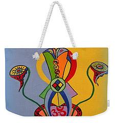 Sound Traveler Weekender Tote Bag