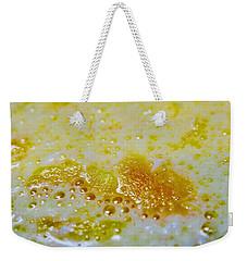 Papaya Soup Weekender Tote Bag