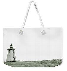 Souris East Lighthouse Weekender Tote Bag