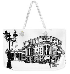 South Africa House Weekender Tote Bag by Tim Johnson