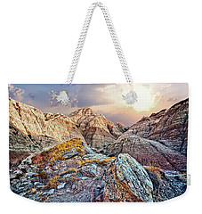 South Dakota 2 Weekender Tote Bag