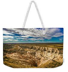 South Dakota Bad Lands.... Weekender Tote Bag
