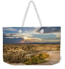 South Dakota Sunrise Weekender Tote Bag